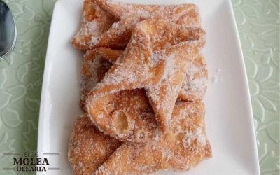 PESTIÑOS, receta de Semana Santa