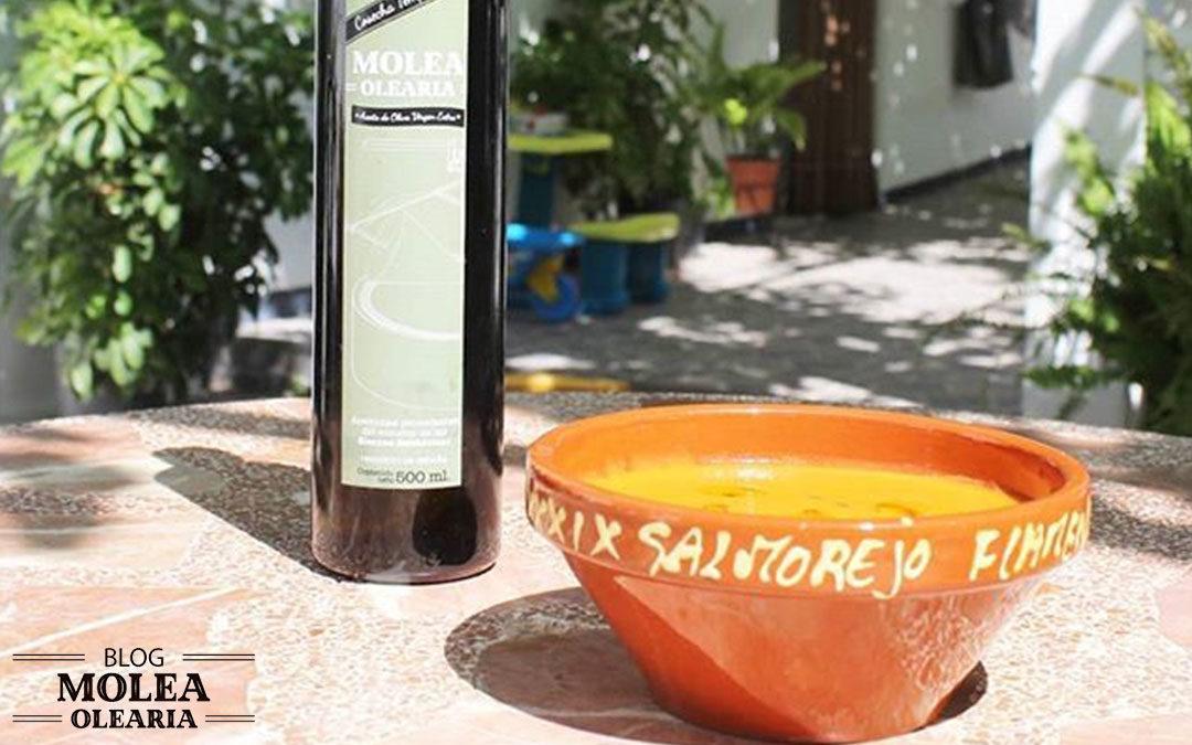 Receta veraniega (Gazporejo, mix entre Gazpacho y Salmorejo)