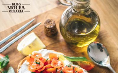Desayunos con aceite de oliva virgen extra
